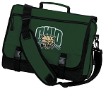 Ohio University Bobcats Messenger Bag Green