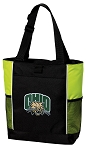 Ohio Bobcats Tote Bag COOL LIME