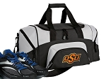 Small Oklahoma State Gym Bag or Small OSU Cowboys Duffel