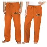 Oklahoma State University Cowboys Scrubs Bottoms Pants Orange