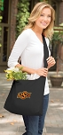 Oklahoma State Tote Bag Sling Style Black