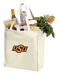 OSU Cowboys Shopping Bags Canvas