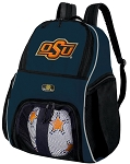 Oklahoma State SOCCER Backpack or VOLLEYBALL Bag