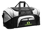 University of Oregon Duffel Bags or UO Gym Bags For Men or Women