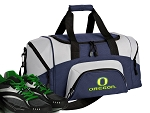 OU Small Duffle Bag Navy