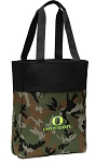 University of Oregon Tote Bag Everyday Carryall Camo