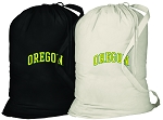 University of Oregon Laundry Bags 2 Pc Set