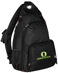 University of Oregon Backpack Cross Body Style