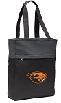 Oregon State University Tote Bag Everyday Carryall Black