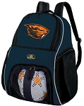 Oregon State Beavers SOCCER Backpack or VOLLEYBALL Bag