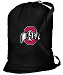 OSU Ohio State Buckeyes Laundry Bag Black