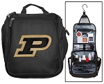 Purdue University Toiletry Bag or Shaving Kit
