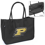 Purdue Handbag Logo Purse