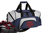 Texas A&M Small Duffle Bag Navy