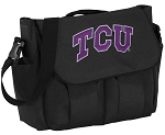 TCU Texas Christian Diaper Bags