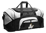 Cute Cat Duffel Bags or Kitten Gym Bags