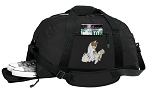Cute Cats Duffel Bag with Shoe Pocket