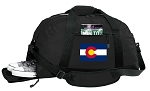Colorado Duffel Bag with Shoe Pocket