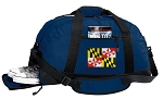 Maryland Duffle Bag w/ Shoe Pocket