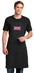 LARGE England British Flag APRON for MEN or Women