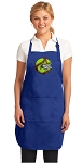 Deluxe Softball Apron Blue