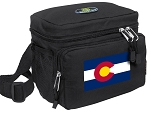 Colorado Flag Lunch Bag Colorado Lunch Boxes