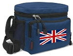 United Kingdom Lunch Bag England British Flag Lunchbox Navy