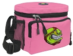 Softball Lunch Bag Softball Lunchbox for Girls & Ladies