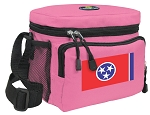 Tennessee Lunch Bag Tennessee Flag Lunchbox for Girls & Ladies
