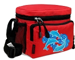 Dolphin Lunch Bags Dolphins Lunch Totes