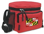 Maryland Flag Lunch Bags Maryland Lunch Totes