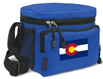 Colorado Lunch Bags Colorado Flag Lunch Totes