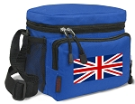 United Kingdom Lunch Bags England British Flag Lunch Totes Blue
