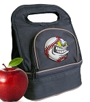 Baseball Lunch Bag 2 Section