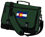 Colorado Messenger Bag Green