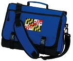 Maryland Messenger Bag Royal