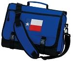 Texas Flag Messenger Bag Royal