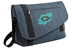 Christian Messenger Laptop Bag Stylish Navy