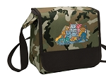 Crazy Cat Lunch Bag Cooler Camo