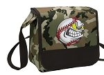 Baseball Lunch Bag Cooler Camo