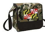 Maryland Lunch Bag Cooler Camo