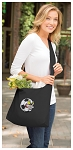 Soccer Fan Tote Bag Sling Style Black