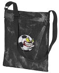 Soccer Fan CrossBody Bag COOL Hippy Bag