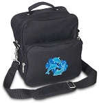 DOLPHIN Small Utility Messenger Bag or Travel Bag
