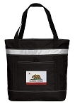 California Flag Insulated Cooler Bag