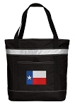 Texas Flag Insulated Cooler Bag