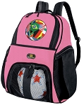 Girls Soccer  Backpack or World Cup Fan Volleyball Bag