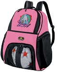 Girls Field Hockey Soccer Backpack or US Field Hockey Volleyball Bag