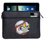Baseball Ipad Sleeve Blue