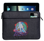 Field Hockey Ipad Sleeve Blue